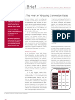 Field Marketing 2 0 the Heart of Accelerating Conversion Rates