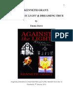 Emma Doeve - Talk for 'Kenneth Grant Day' @ Treadwells, 09.01.16.