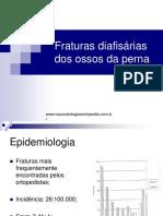 Fraturas Diafisarias Dos Ossos Da Perna