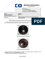 INFO 083-2014 - SUBSTITUIÇÃO DO ESTOQUE DO DEALER TAMPA DE ÓLEO DO MOTOR