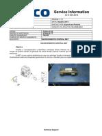 SI H 030-2014 - INCONVENIENTE CENTRAL MET