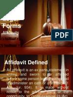 LEGAL-FORM-AFFIDAVIT-FINAL.pptx