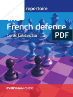 Lakdawala Cyrus Opening Repertoire the French Defence
