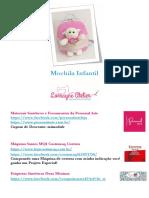Pap Mochila Infantil