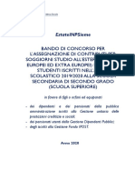 Bando_Estate_INPSieme_estero_2020