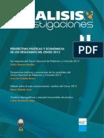 Perspectivas Censo Nacional 2012