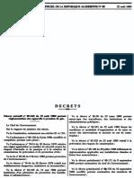 Décrets 90- 245 & 246 Appareils à pression de gaz et de vapeur