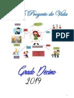 PROYECTO DE VIDA GRADO 10°