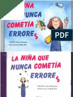 Cuento La niña que nunca cometia errores.pdf