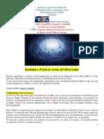 01 - Realidad o Fisión la visión del Observador estudio bendavid