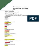 Ecole d'Orthophonie de Caen
