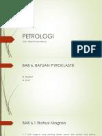 PETROLOGI 6