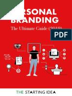 Personal Branding. Guide.