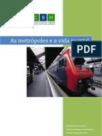 As metrópoles e a vida mental_Simmel