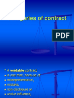 0004Categories of contract