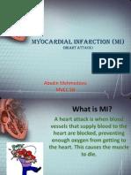 Myocardial Infarction (MI) PPT
