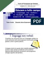 Educare a Tutto Campo - Il Disegno