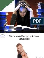 5 - Técnicas de Memorização para Estudantes