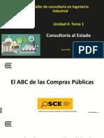 Unidad II tema 1 ABC de las Compras Estatales.pptx