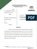 USC Complaint