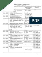 Rancangan Jadwal Acara