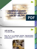 Alcance Ley 16.744