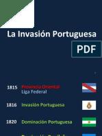 Invasión Portuguesa