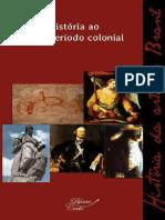 A História da Arte no Brasil I -  Da Pré-História ao fim do Período Colonial