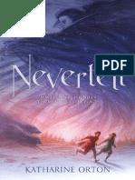 Nevertell by Katharine Orton Chapter Sampler