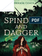 Spindle and Dagger by J. Anderson Coats Chapter Sampler