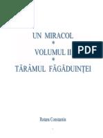 Un Miracol Vol II - Rotaru Constantin