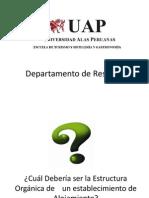 departamento de reservas