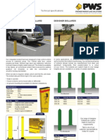 Collapsible Bollard Range