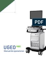 Samsung UGEO H60 Ultrasound - User Manual (Esp)