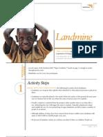 Landmine Trust Walk