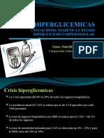 Crisis Hiperglicemicas