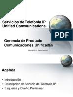 Presentacion Servicio Telefonia 230310