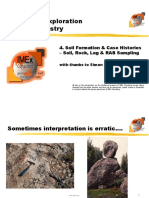 Point Sampling - Soils, Rock, Lag & RAB