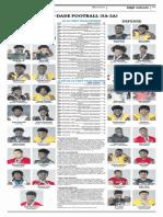 Dade Football 5-2 New