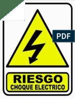 SENALETICA DE ELECTRICIDAD