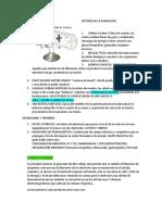radiologia historia y terminos