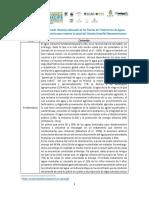 Ficha Técnica Diplomado «Manejo adecuado de las Plantas de Tratamiento de Aguas Residuales como herramienta para mejorar la salud del Sistema Arrecifal Mesoamericano»