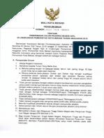 Persyaratan Pendaftaran CPNS Kota Bekasi 2019