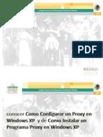 Presentación Proxy 2007