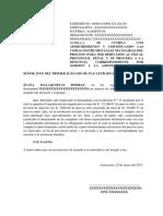 MANDAR COPIAS CERTIFICADAS AL MINISTERIO PUBLICO POR OMISION DE ASISTENCIA FAMILIAR..docx