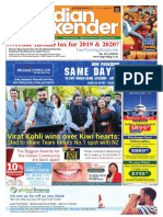The Indian Weekender | 21 February 2020 | Volume 11 Issue 47