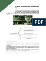 Unidad 1 Conceptos fundamentales programación lógica y funcional