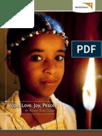 Hope, Love, Joy, Peace