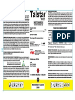 Talstar 100 EC  0,5L Perú