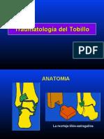 03- Fracturas Del Tobillo